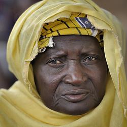 War & displacement in Mali