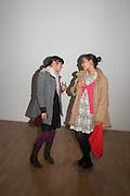 ELLA PHILLIPS; LUCINDA DALRYMPLE, Gerard Byme. Whitechapel Gallery. London. 16 January 2012.