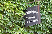 Jean Michelot. The village. Pommard, Cote de Beaune, d'Or, Burgundy, France