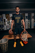 SPRINGFIELD, MA. Friday, January 18, 2019. Archbishop Wood High School portraits. Hoophall Classic at the Naismith Memorial Basketball Hall of Fame. NOTE TO USER: Mandatory Copyright Notice: Photo by Jon Lopez