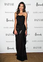 LONDON - OCTOBER 31: Sarah Ann Macklin attended the Harper's Bazaar Women of the Year Awards at Claridge's Hotel, London, UK. October 31, 2012. (Photo by Richard Goldschmidt)