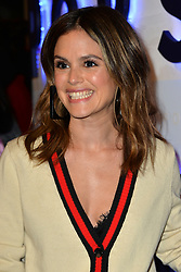 September 12, 2018 - New York, NY, USA - September 12, 2018  New York City..Rachel Bilson attending the POPSUGAR and Kohl's launch event on September 12, 2018 in New York City. (Credit Image: © Kristin Callahan/Ace Pictures via ZUMA Press)