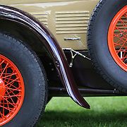 A 1928 Stutz BB Blackhawk at the Greenwich Concours d'Elegance Festival of Speed and Style featuring great classic vintage cars. Roger Sherman Baldwin Park, Greenwich, Connecticut, USA.  2nd June 2012. Photo Tim Clayton
