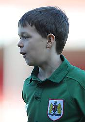 Bristol City fan - Photo mandatory by-line: Dougie Allward/JMP - Mobile: 07966 386802 - 07/03/2015 - SPORT - Football - Crawley - Broadfield Stadium - Crawley Town v Bristol City - Sky Bet League One