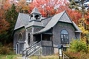 Otter Creek Hall, Otter Creek, Maine. Completed 1904.
