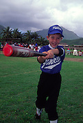 Boy with bat<br />