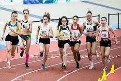 Klara Lukan (76) during Slovenian Indoor Championship, Olympic centre Novo Mesto, 14 February 2021, Novo Mesto, Slovenia. Photo by Grega Valancic / Sportida
