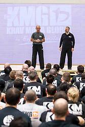 Krav Maga Global Masterclass with Eyal Yanilov and Tomasz Adamaczyk, at Harlow..©Michael Schofield.