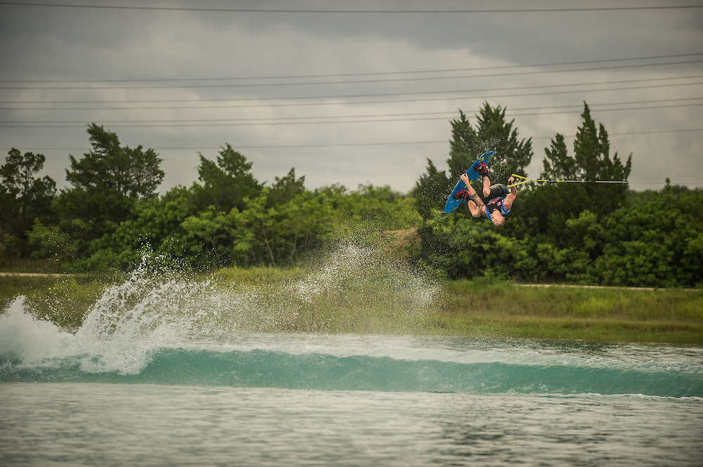 Rusty Milanoski Performs at the RedBull Wake Open in Tampa, Florida on July 3rd, 2013.
