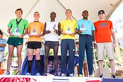 41st Falmouth Road Race: top Americans, Ben True, Zachary Hine, Shadrack Biwott, Ben Bruce, Abdi Abdirahman