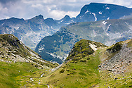 Malyovitsa ridge in Rila Mountain