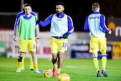 Alex Jakubiak of Bristol Rovers  - Mandatory by-line: Ryan Hiscott/JMP - 13/11/2018 - FOOTBALL - St James Park - Exeter, England - Exeter City v Bristol Rovers - Checkatrade Trophy