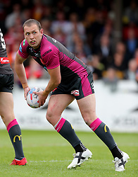 Hull Kr's Shaun Lunt during the Betfred Super League match at the Mend-A-Hose Jungle, Casteford. PRESS ASSOCIATION Photo. Picture date: Sunday June 17, 2018. See PA story RUGBYL Castleford. Photo credit should read: Richard Sellers/PA Wire. RESTRICTIONS: Editorial use only. No commercial use. No false commercial association. No video emulation. No manipulation of images.