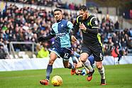 Wycombe Wanderers v Carlisle United 030218