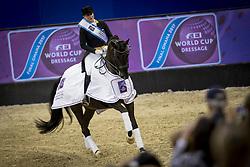Werth Isabell, GER, Weihegold OLD<br /> Grand Prix de Dressage<br /> FEI World Cup Dressage Final, Omaha 2017 <br /> © Hippo Foto - Dirk Caremans<br /> 30/03/2017