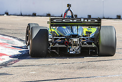 March 8, 2019 - St. Petersburg, Florida, U.S. - CHARLIE KIMBALL (23) of the United States goes through the turns during practice for the Firestone Grand Prix of St. Petersburg at Temporary Waterfront Street Course in St. Petersburg, Florida. (Credit Image: © Walter G Arce Sr Asp Inc/ASP)