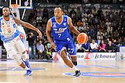 DESCRIZIONE : Beko Legabasket Serie A 2015- 2016 Dinamo Banco di Sardegna Sassari - Enel Brindisi<br /> GIOCATORE : Alexander Harris<br /> CATEGORIA : Palleggio<br /> SQUADRA : Enel Brindisi<br /> EVENTO : Beko Legabasket Serie A 2015-2016<br /> GARA : Dinamo Banco di Sardegna Sassari - Enel Brindisi<br /> DATA : 18/10/2015<br /> SPORT : Pallacanestro <br /> AUTORE : Agenzia Ciamillo-Castoria/C.Atzori