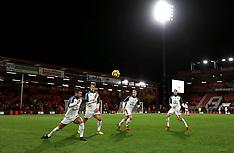 Bournemouth v Burnley, 29 Nov 2017