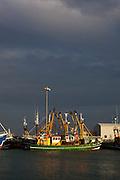 Fishing trawlers in Kilmore Quay, Wexford, Ireland
