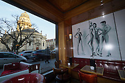 Berlin, Germany. Newton Bar.
