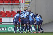 Rotherham United v Wycombe Wanderers 050421