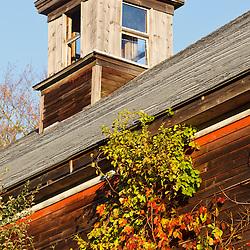 The barn at Elmwood Farm in Hopkinton, Massachusetts.