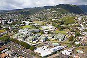Kamehameha School. Honolulu, Oahu, Hawaii