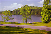 Northcentral Pennsylvania, Hil Creek State Park, Hill Creek Lake, Tioga County