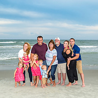 Sprenkle Family, North Myrtle Beach, SC
