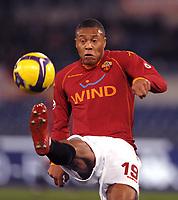 """Julio Baptista (Roma)<br /> Roma 17/12/2008 Stadio """"Olimpico"""" <br /> Coppa Italia 2008/2009<br /> Roma Bologna (2-0)<br /> Foto Andrea Staccioli Insidefoto"""