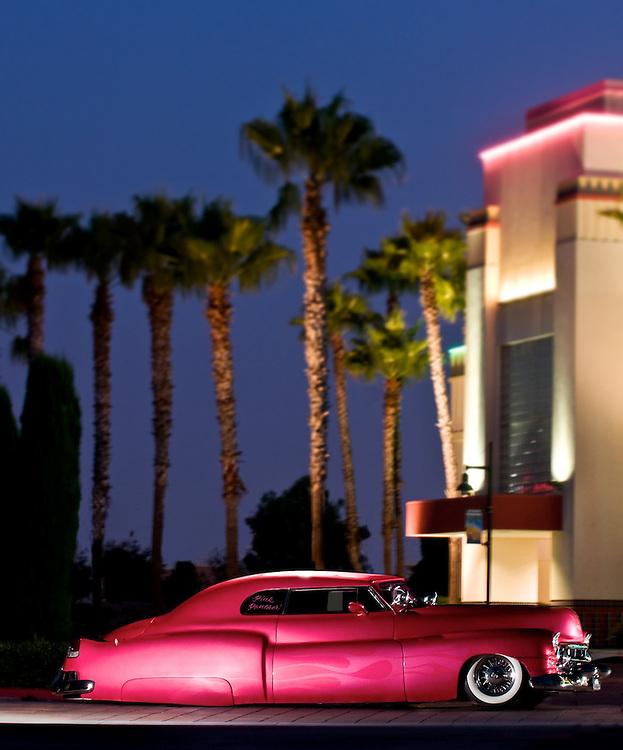 Pink Panther Cadillac