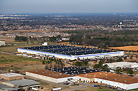 Distribution Warehouses on Hacks Cross Road in Mississippi just West of the Olive Branch Airport.