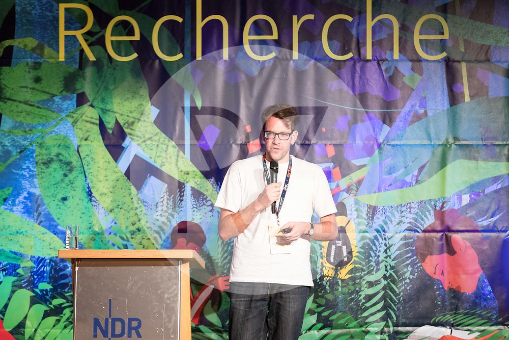 DEUTSCHLAND - HAMBURG - Veranstaltung 'Reporter Slam' an der netzwerk recherche e.V. Jahreskonferenz 2019 - 14. Juni 2019 © Raphael Hünerfauth - http://huenerfauth.ch