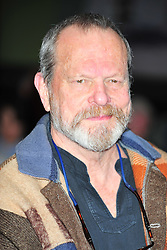 © Licensed to London News Pictures. 01/03/2012. London, England. Terry Gilliam attends the  UK Premiere of John Carter at the BFI on London' southbank  Photo credit : ALAN ROXBOROUGH/LNP