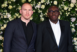 Edward Enninful arriving at the Charles Finch Filmmakers Dinner, Eden Rock, Hotel du Cap during the 72nd Cannes Film Festival. Photo credit should read: Doug Peters/EMPICS