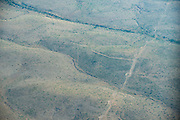 Aerial photographs of the Big Bend region near Alpine, Texas on June 19, 2015. (Cooper Neill for The Texas Tribune)
