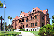Old Orange County Courthouse Historic Landmark in Santa Ana California