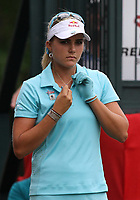 Bildnummer: 13640645  Datum: 19.05.2013  Copyright: imago/Icon SMI<br /> May 19, 2013: Lexi Thompson of Coral Springs, FL waits to tee off during the final round of the Mobile Bay LPGA Golf Damen Classic at Magnolia Grove Golf Course in Mobile, AL. GOLF: MAY 19 LPGA Golf Damen - Mobile Bay LPGA Golf Damen Classic - Final Round<br />  Norway only