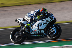 November 14, 2017 - Valencia, Valencia, Spain - 17 Karel Abraham (Czech) Pull&Bear Aspar Team Ducati during the tests of the new season, MotoGP 2018. Circuit of Ricardo Tormo,Valencia, Spain. Tuesday 14th of november 2017. (Credit Image: © Jose Breton/NurPhoto via ZUMA Press)