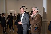 YVES VAN BAVEL;  JAN MUILDERMANS, Pace London presents The Calder Prize 2005-2015, Burlington Gardens, London.  Thursday 11 February 2016,