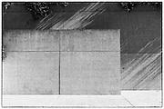Exterior details of Queensland Art Gallery