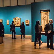 Member Opening Event of 'Off the Wall' at the Isabella Stewart Gardner Museum, Boston