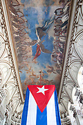 Museum de la Revolution - revolution museum in central Havana. The museum is what was once the palace and it is where the leaders of Cuba have had their meetings and councils for hundreds of years.