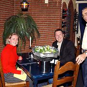 250000ste bezoeker restaurant Le Beau Geste Huizen