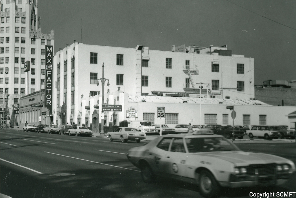 1972 Max Factor on Highland Ave.