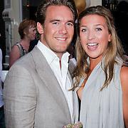 NLD/Amsterdam/20120706 - Verjaardagsfeest Gordon, Bo Wilkes en partner