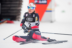 January 6, 2018 - Val Di Fiemme, ITALY - 180106 Heidi Weng of Norway after the women's 10km mass start classic technique during Tour de Ski on January 6, 2018 in Val di Fiemme..Photo: Jon Olav Nesvold / BILDBYRÃ…N / kod JE / 160122 (Credit Image: © Jon Olav Nesvold/Bildbyran via ZUMA Wire)