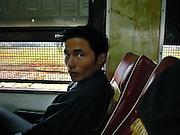 Vietnam, Hué: on the train to Hué