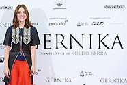 090516 'Gernika' Madrid Premiere