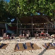 Breakfast at Castaway Resort on Sunrise beach, Ko Lipe island, Thailand